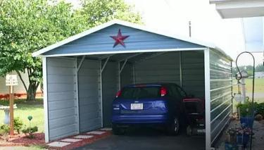 12×21 Carport