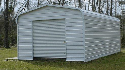 12×21 Garage