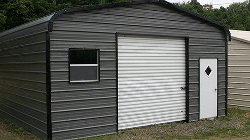 18×21 Garage