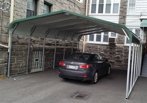 18×31 Carport
