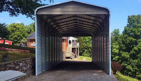 18×51 RV Carport