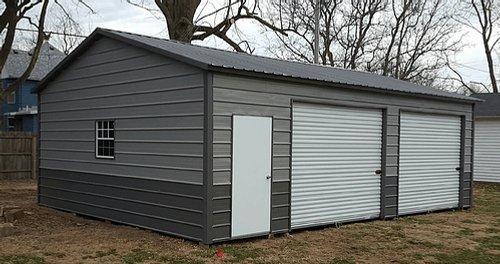 20×25 Garage