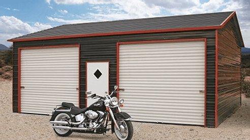 20×26 Garage