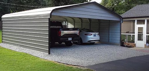 22×21 Carport