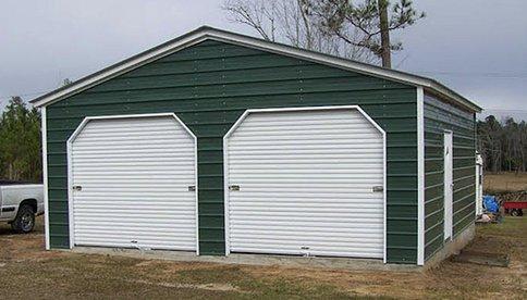 22×21 Garage