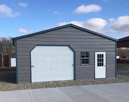 22×26 Garage