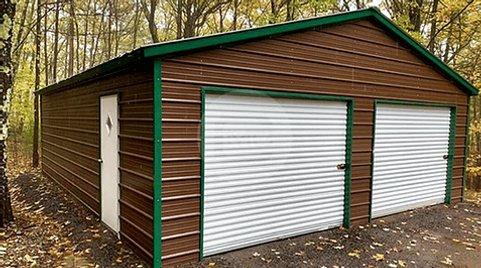 24×21 Garage