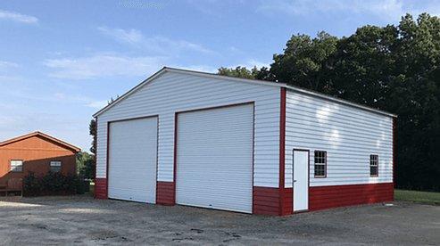 30×26 Garage