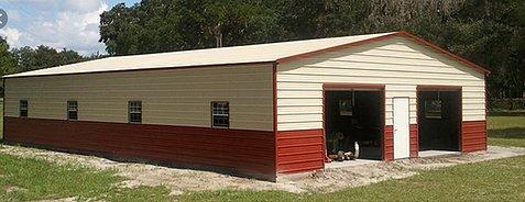 30×51 Garage