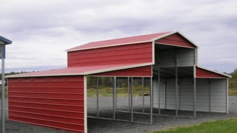 36×21 Horse Barn