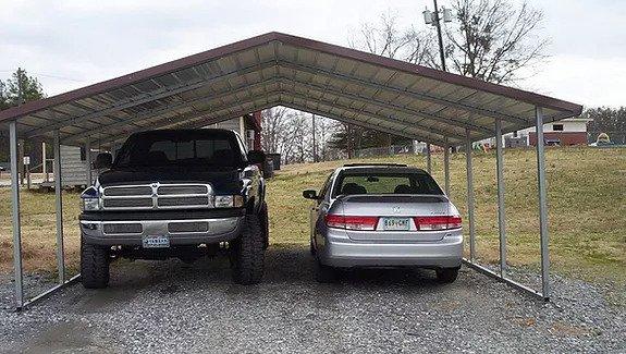 20×21 Carport