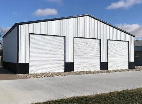 50×41 Garage
