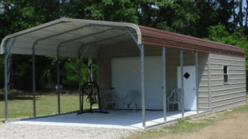 18×36 Combo Building
