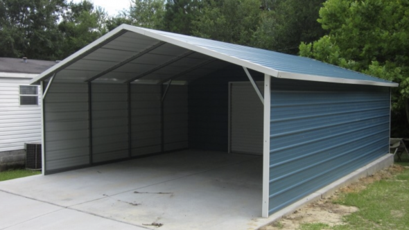 18×31 Combo Building