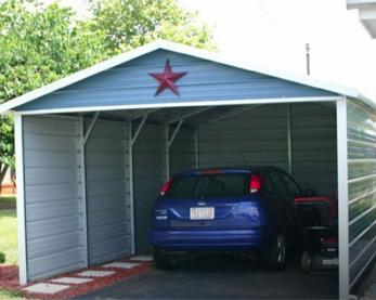 12x21 Carport (2)