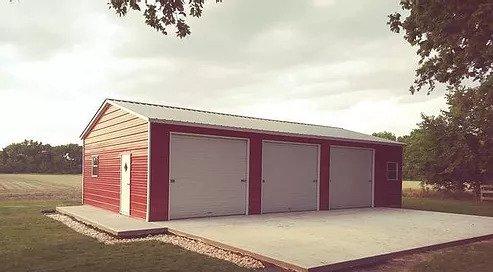 22×41 Garage