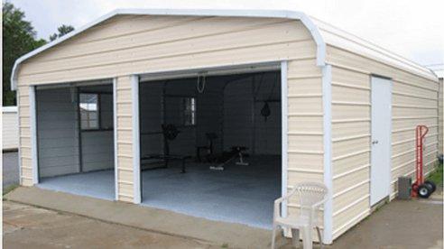24×26 Garage