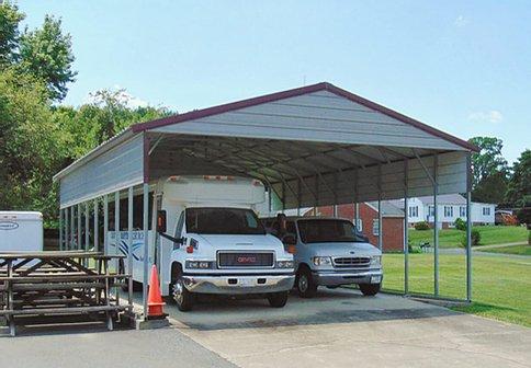 24×41 RV Carport