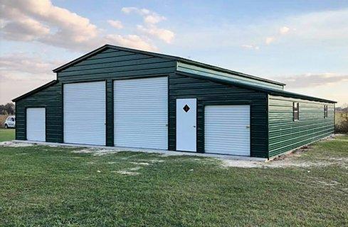 48×51 Garage