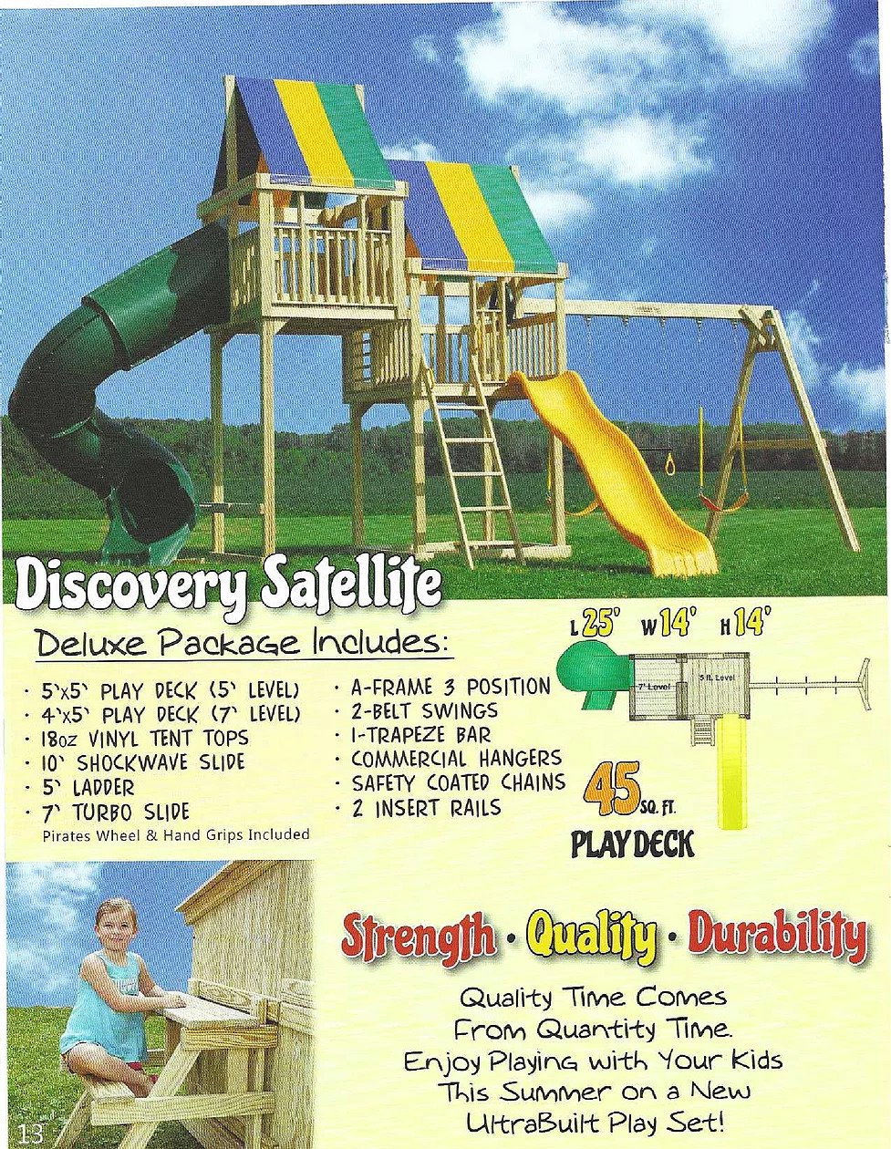 Discovery Satellite