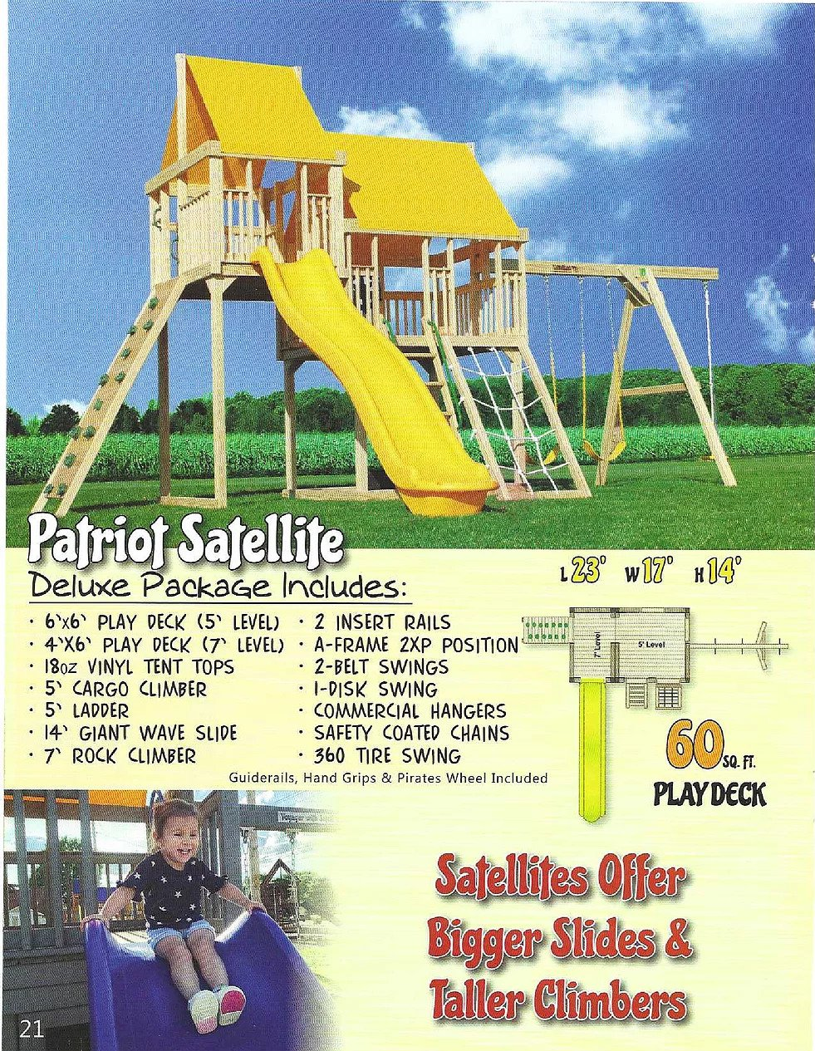 patriot Satellite