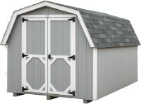 Alphine Barnstyle with 4' sidewalls